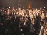 La fin du concert d'Origines Contrôlées rien que pour vous !