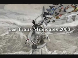 teaser novorama aux Trans Musicales 2008