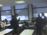 Repas de classe en math (Lasserre si tu vois cette vidéo...)