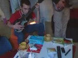 Guitar Hero 4 - World Tour - Lazy Eye - Drums + Guitar+Bass
