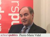 Interview de Pierre-Marie Vidal