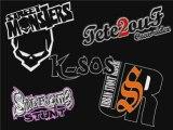 "Old Session Riders '08 "" Stunt Moto """