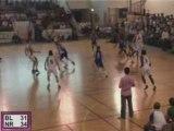 Finale NF1 2007-2008 : Basket Landes - Nantes Rezé
