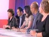 Martine Aubry oublie de 30 a 50% du Parti socialiste