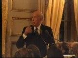 Discours Monsieur Le Président Valéry Giscard d'Estaing