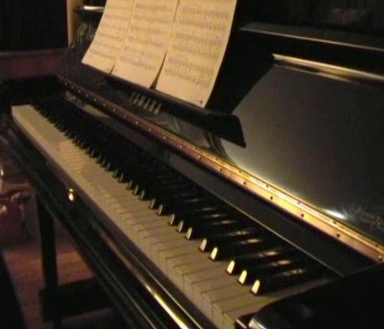 Yann Tiersen - La Pièce Vide - Piano