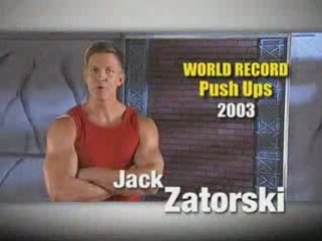Jack Zatorskis Push Up Pro