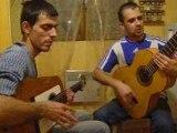 Nouvel essai sur la chanson d' Ayutthaya flamenco rumba