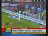 Resume Napoli 3-0 Lecce Serie A buts