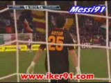 ROMA - CAGLIARI 3-2 BUT DE VUCINIC