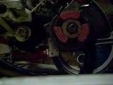 103 peugeot spx  ressort moteur dopplers motoplat