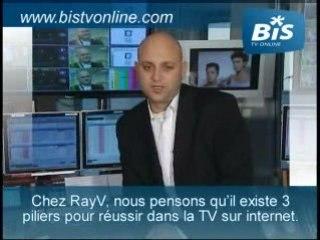 Bis TV Online, première offre TV sur Internet en P2P