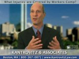What Injuries Are Covered Under Workers Comp?