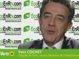 Yves Cochet Député de Paris, ancien ministre de l'envrnt