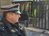 The Conservatives blast a police report into Whitehall probe