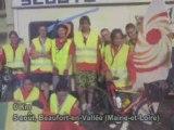 Pionnier Camp scout été 2008 Film3 Landes Spectacle Caravane