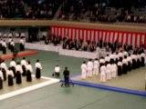 44e - All Japan Aikido - Openning
