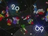 Le CNES vous souhaite ses meilleurs voeux 2009