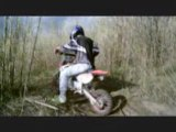 video moto cross francois avec sont dirt