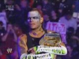 The Bash 2009 Triple H Vs Randy Orton Part 2 Jeff Hardy Wins