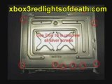 Fix Xbox 360 Red Ring of Death -Xbox E74 Error -3 Red Lights