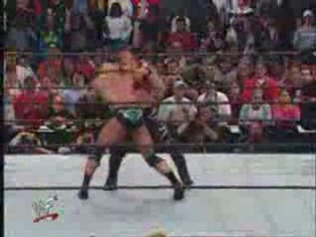 Chris Jericho Vs The Rock WCW World Title Part 3
