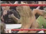Trish Stratus Vs Lita,Unforgiven 2006 (Trish's Last Match)