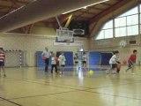 US Palaiseau Basket - Stage de Noël 2008 - Poussins