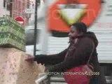 Caméra cachée : Conducteur de Noël