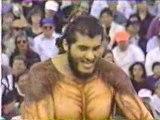 WWE WrestleMania IX - Undertaker vs The Giant Gonzalez