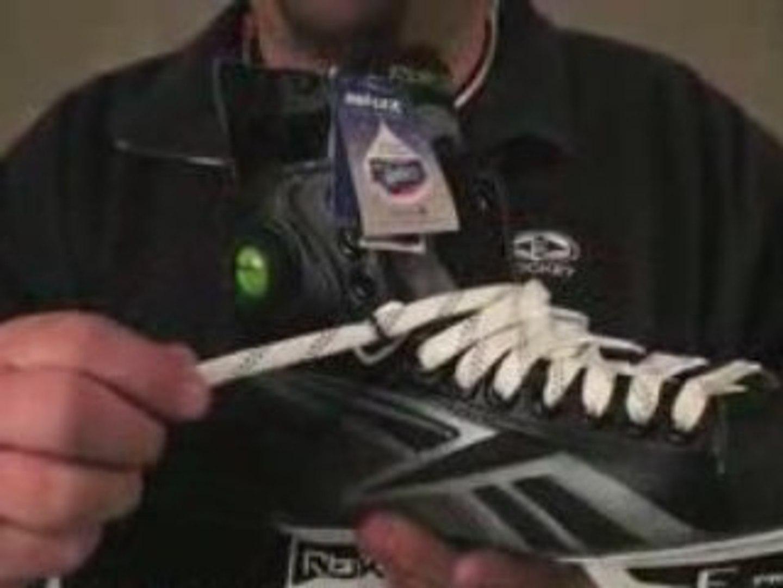 RBK 9K Pump Ice Hockey Skates Review