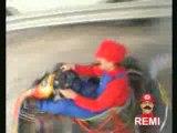 Mario kart - Voila ce qu on devien quand on en laisse un peu trop faire