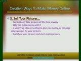 Creative Ways to Make Money Online