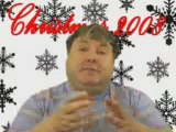 Russell Grant Video Horoscope Capricorn December Tuesday 23r