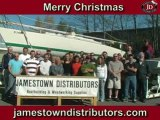 Merry Christmas from all of us at Jamestown Distributors!