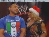 WWE Monday Night RAW - Dec 22, 2008
