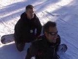 journée ski alex-antho-damien