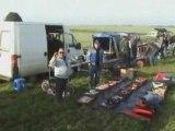 Quivières 2008: Camions et bourse d'échange