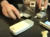 cuire du popcorn avec 3 telephones portables