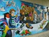 Graffitis de l'Ouest    MUSIQUE MONTAGE PAR  FA7