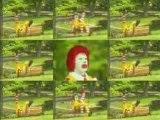 McDonalds Japan Remix - The dance of the sword