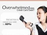 Debt Consolidation Program - Fast Credit Card Debt Relief