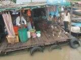 Cambodge :(10/10) traversée du tonlé sap et sangker