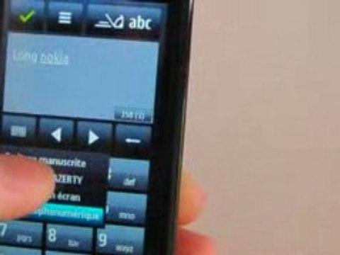 Test : Nokia 5800 Xpress Music