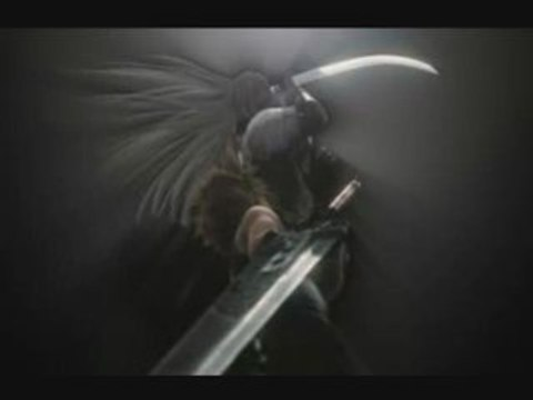 [Film] Cloud vs Sephiroth [Final Fantasy Dissidia]