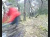 Extrait VTT ride de noël