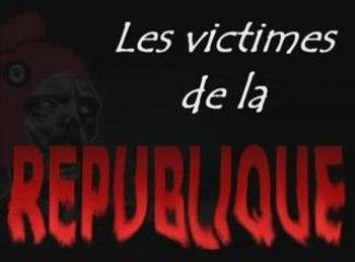 Les victimes de la république
