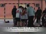 Alevín Masculino/ Severo Ochoa -Río  Piles