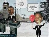 e-carte de voeux personnalisee Obama (Drôles de cartes) TV5