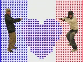 Karlit&Kabok - La Moustafette LE KLIP !!!